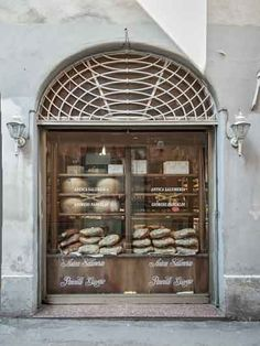 store front, bakery