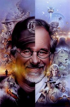 Dream Maker: Steven Spielberg by Tsuneo Sanda Martin Scorsese, Alfred Hitchcock, Stanley Kubrick, Steven Spielberg Movies, Cincinnati, Image Film, Cinema, Movie Poster Art, Movie Wallpapers