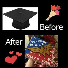 Jordan Hubbert's Wonder Woman Graduation Cap. Birthday Card Invitation Template. Average Age Of Medical School Graduate. Employee Termination Form Template. Good Graduation Gifts For Girlfriend. Fall Festival Flyer Template. Wedding Table Card Template. Unique Email Template For Invoice. Electronic Christmas Cards