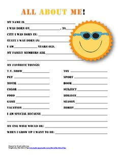 online dating questionnaire questions interview