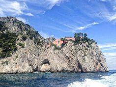 Capri en bateau et en Airbnb - Ma Récréation - le blog de Lili Barbery-Coulon