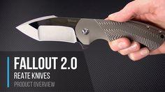 Bildresultat för Reate Knives Fallout 2.0 Flipper