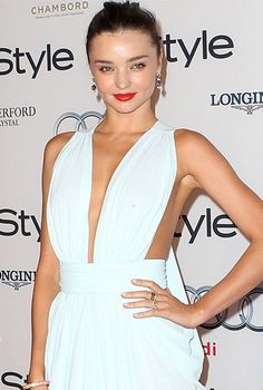 Miranda Kerr voted as the Sexiest Woman Alive for 2012!