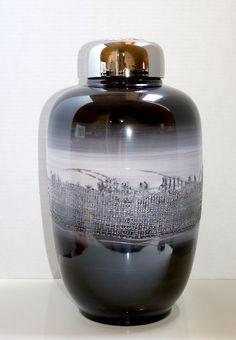 Isabelle, Perfume Bottles, Vase, Beauty, Home Decor, China Painting, Decoration Home, Room Decor, Perfume Bottle