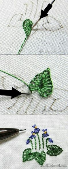 Account suspendedTina Handwerk: 145 embroidery for beginners Source by photofox - beginners for handicrafts photofox source Hand embroidery leaf design Super Embroidery Leaf Tutorial Leaves Ideas Account Suspended Tina Handwerk: 145 Embroidery for Embroidery Leaf, Embroidery Needles, Hand Embroidery Stitches, Silk Ribbon Embroidery, Embroidery Techniques, Cross Stitch Embroidery, Embroidery Patterns, Embroidery Digitizing, Leaf Patterns