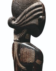 BAULÉ STATUE Arabesque Design, Statues, Art Premier, Art Africain, Ivoire, Tribal Art, Sculpture, Art, Art History