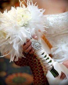 Fab bouquet #unusual #wedding
