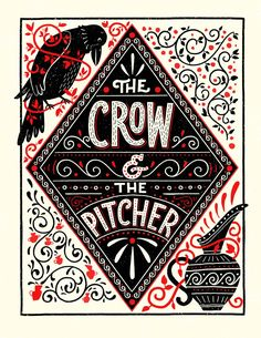(18) The Crow and The Pitcher by Mary Kate McDevitt - Skillshare