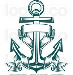 Us Navy Anchor Logo Vector This