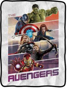 NEW Avengers: Age of Ultron Promo Art - Mania.com