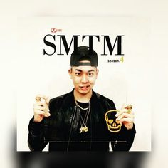 Loco's official picture for SMTM4. Not his usual genuine Cheshire cat smile {pic via mnetsmtm}  #Loco #Locomotive #KwonHyukwoo #FollowTheMovement #AOMG #TeamAOMG #ShowMeTheMoney #SMTM4