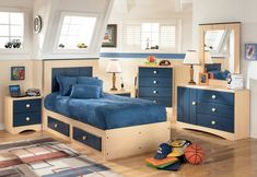 Cool Teenage Bedroom Furniture Decorating Ideas Chairs For Boys Room Kids Bedroom Sets For Girls Kids Living Room Furniture Driving Creek Cafe Bedroom Chairs For Boys Room Kids Bedroom Sets For Girls Kids Living Small Bedroom Storage, Small Room Bedroom, Blue Bedroom, Modern Bedroom, Small Bedrooms, Bedroom Simple, Modern Headboard, Bedroom Suites, Cozy Bedroom