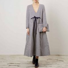 Robe vichy George