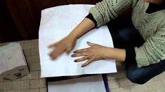 Dicas Arteliê Bia Abdalla - Como fazer o molde para conjunto de banheiro