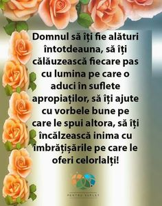 LA MULTI ANI! Happy Birthday Messages, Birthday Wishes, Bible Verses, Inspirational Quotes, Thoughts, Awesome, Bible, Messages, Flowers