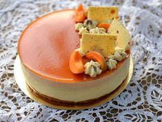 Praliné Paradicsom: Mák * sárgabarack * vanília torta Choco Fresh, Bolo Original, Beautiful Birthday Cakes, Hungarian Recipes, Mousse Cake, French Pastries, Cakes And More, No Bake Desserts, No Bake Cake