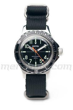 Vostok Watch Amphibian SE 120725NB