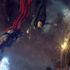 The end of Thor (2011) with Loki hanging off the bridge. The feels. << THIS PART GIVES ME ALL THE FEEEELLSS!! :'(