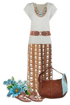 Poised not Passe' - Stylish fashion for women over 50 #women'sfashionover50 #fashionover50dresses