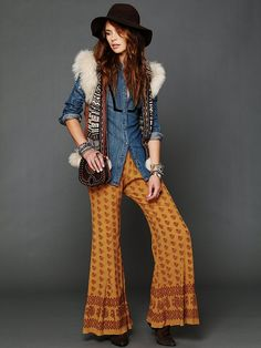 Find these pants in Thailand PLEASE  Free People FP ONE Pacific Trails Pant, $98.00