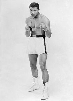 Muhammad Ali Was Cassius Clay?