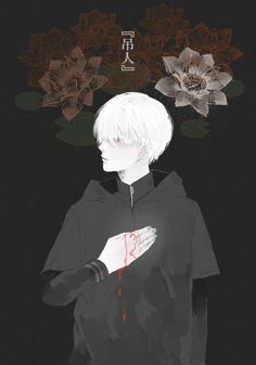 Shared by ミネルバ. Find images and videos about anime, tokyo ghoul and kaneki on We Heart It - the app to get lost in what you love. Demon Manga, Manga Anime, Art Manga, Fanarts Anime, Anime Guys, Anime Characters, Anime Art, Image Tokyo Ghoul, Ken Kaneki Tokyo Ghoul