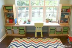 Tips from a child psychologist on creating a playroom that will grow with your…