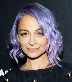 Radiant Orchid Dare To Color Your Hair? Looking good