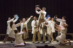 Footlite Musical's Young Adult Production of the musical version of Mel Brooks' 1974 film. Playing now through July 27 at the Hedback Community Theater in Indianapolis.
