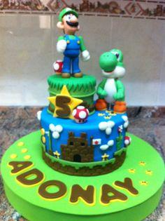 Luigi y Yossi.