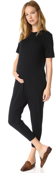 HATCH The Walkabout Jumpsuit Stylish Maternity Outfit Style #afflink