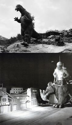 Behind the scenes of the original 'Godzilla'