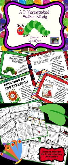 Here are three reading response activities that go with The Tiny ...
