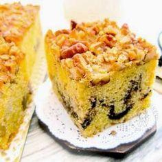 Baking's Corner: walnut nutella tionk tionk butter cake - by Victor...