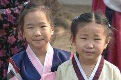 Beautiful Korean Children