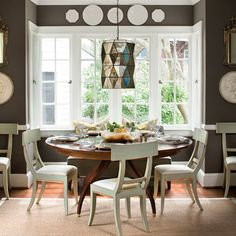 Dining Room - A Decorator's 1920s Home Redo - Southern Living
