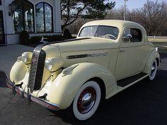 1935 Pontiac Eight Sport Coupe