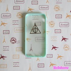 50 OFFDeathly Hallows Iphone 5 Case iphone 5 case by Elodieforever, $5.99