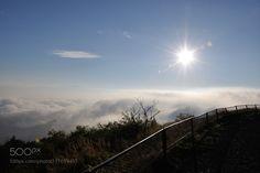 sea of clouds by TomomiIshiodori