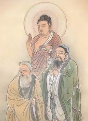 Buda Lao-tzu Confúcio