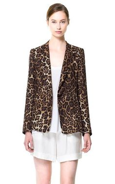 e4a30a2665f Aliexpress.com : Buy 2013 Blazer Women Spring Autumn new Leopard Print Female  Jacket Long · JerseySuit FashionLeopard ...
