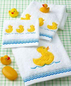 Bianca Quot Duck Quot Towel Collection Macy S Bathroom