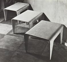 Furniture in the Marcel Breuer Archive 4