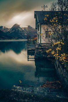 Autumn Saga (by Cinematic Photography) #chasingthelight