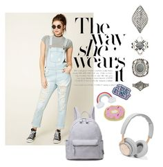 """""""Untitled #88"""" by breonaj on Polyvore featuring Forever 21 and B&O Play"""