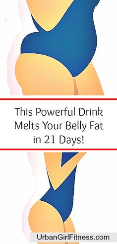 This Powerful Drink Melts Your Belly Fat Immediately!