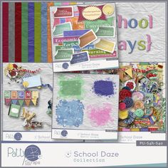 Digital scrapbooking kit PattyB ScrapsSCHOOL DAZE collectionhttp://www.godigitalscrapbooking.com/shop/index.php?main_page=product_dnld_info&cPath=29_335&products_id=24314
