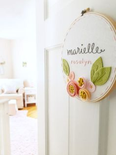 Feminine Floral Toddler Transition Bedroom - Project Nursery
