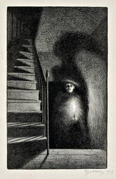 Tyra Kleen, Light and Shadows, 1907