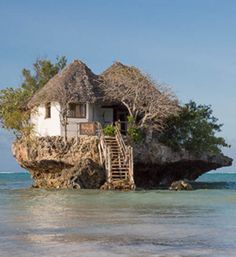 The Rock - Sansibar